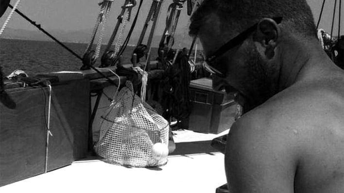 Open Arms homenajea a Fernando Garfella poniendo su nombre a una lancha