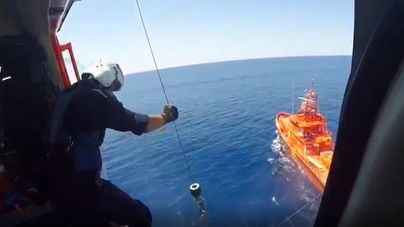 Tragedia en aguas de Andratx: un submarinista fallecido y otro grave
