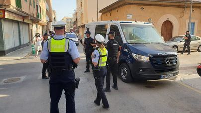 Decenas de detenidos en el golpe policial en Palma a una red europea de carteristas