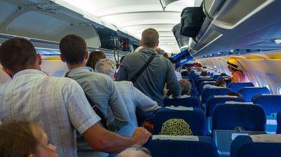 Desplome del 91 por ciento de los usuarios de avión en España en junio