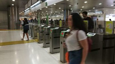 La EMT pierde en Palma un 60,5 por ciento de viajeros y el metro un 72,5 por ciento