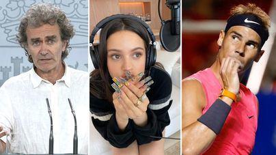 Los niños de Baleares quieren de jefes a Rafa Nadal, Rosalía y Fernando Simón