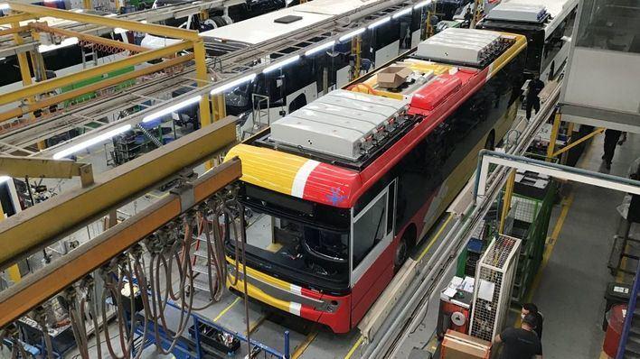 La nueva red TIB contará con nueve autobuses cien por cien eléctricos