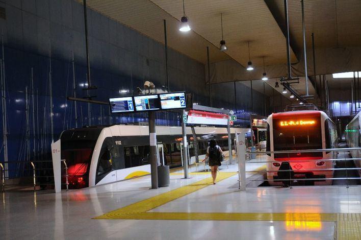 Escándalo en la Intermodal: pide dinero desnudo para coger el tren tras llegar en patera