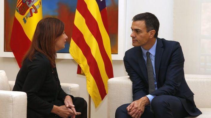 Sánchez llega a Baleares sin haber concretado la prolongación de los ERTEs ni los controles Covid