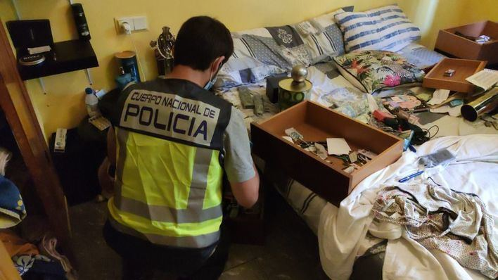 La red internacional de carteristas desarticulada en Palma cometía hurtos 'a la carta'