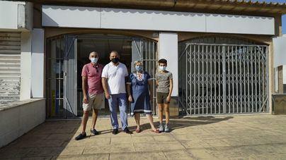 Costa de la Calma estrena nuevo local municipal