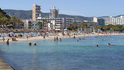 Viernes con temperaturas de hasta 35 grados en Baleares
