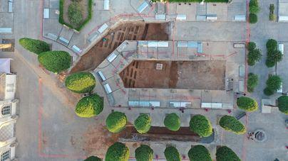 Finalizan las exhumaciones en Son Coletes tras localizar a 18 víctimas