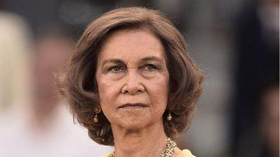 Doña Sofía no acude al concierto benefico de Proyecto Hombre