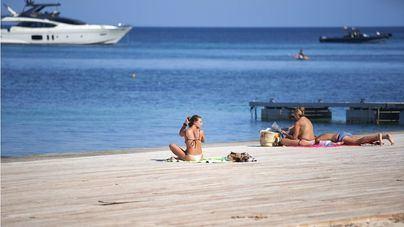 Cielos despejados y temperaturas sin apenas cambios en las Islas