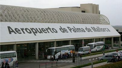El aeropuerto de Palma mantiene los vuelos programados con Alemania