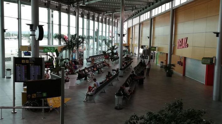 El fin de semana transcurre sin cancelaciones de vuelos en los aeropuertos de Baleares