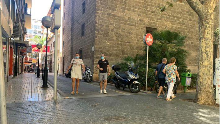 Un directivo de TUI cree que la advertencia de viaje a Mallorca debería ceñirse a zonas concretas