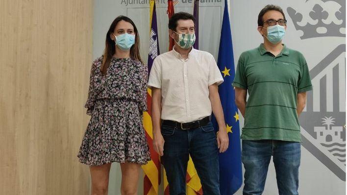Jarabo anuncia que los artistas callejeros ya no podrán actuar en Santa Catalina y es Jonquet
