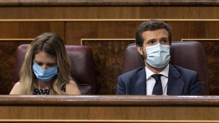 Casado destituye a Álvarez de Toledo como portavoz parlamentaria del PP