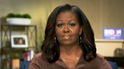 Michelle Obama: 'Trump es el presidente erróneo para nuestro país'