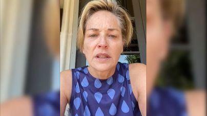 Sharon Stone contra Trump por el coronavirus: