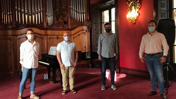 Can Balaguer acoge el 'I Ciclo de Música a la cambra'