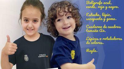 El SUP y SOS Mamas organizan una recogida solidaria de material escolar en Palma