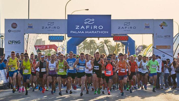 Cancelada la Zafiro Palma Marathon por la situación del coronavirus
