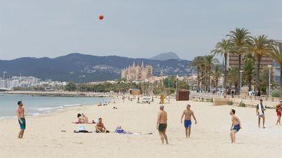 Baleares en alerta por temperaturas de hasta 37 grados en Palma
