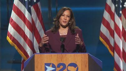 Kamala Harris, candidata demócrata a la Vicepresidencia de EEUU