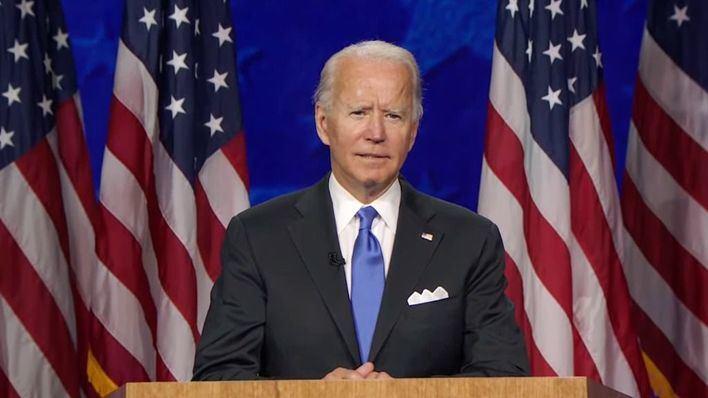 Biden llama a la unidad para superar la