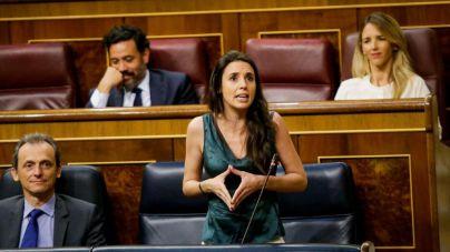 Irene Montero pide a las comunidades autónomas que cierren los prostíbulos