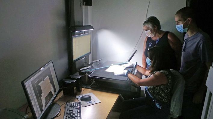 Andratx arranca la segunda fase de la digitalización de su archivo municipal