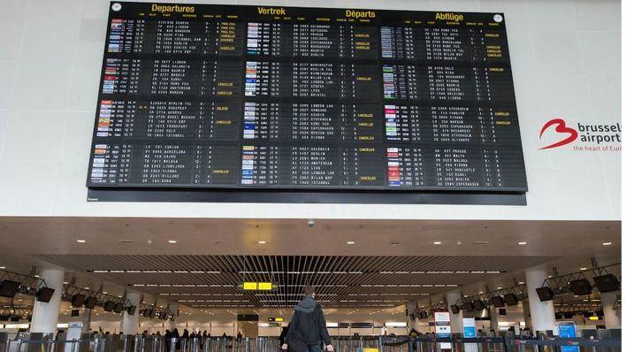 Los pasajeros que lleguen a Bélgica procedentes de Baleares deberán permanecer en cuarentena
