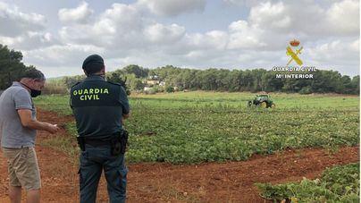 La Guardia Civil refuerza los servicios para prevenir los robos en fincas agrícolas