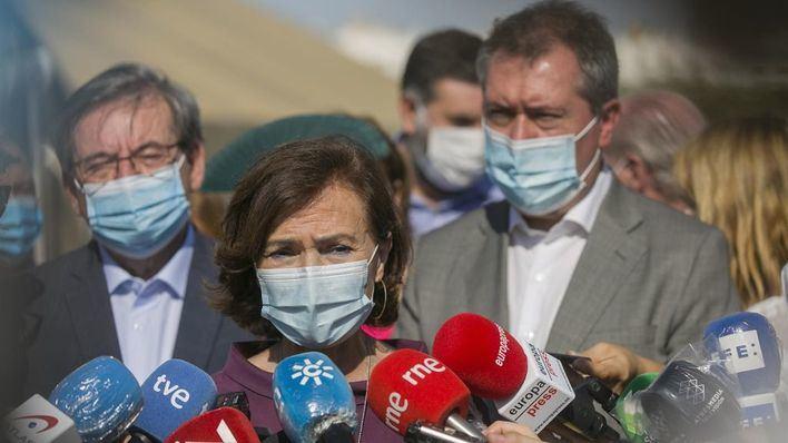 Calvo asegura que España 'saldará su deuda con el exilio'