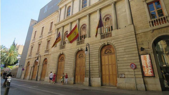 Las restricciones adoptadas por Bélgica obligan a suspender un espectáculo en el Teatro Principal