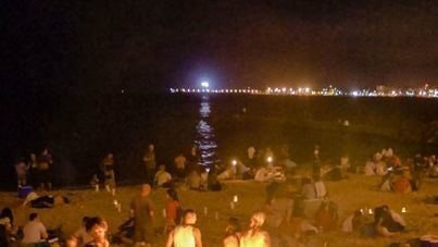 La Federació de Veïns pide el cierre de las playas de Palma por la noche