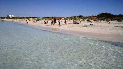 Temperaturas de hasta 35 grados en Mallorca