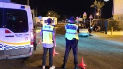 Inmovilizan un taxi y un VTC en Ibiza por circular sin autorización en vigor