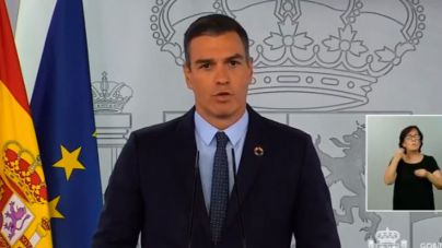 Sánchez ofrece a las comunidades el estado de alarma y 2.000 militares para rastrear
