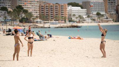 Temperaturas de hasta 36 grados en Baleares