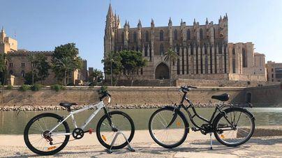 Sólo uno de cada diez palmesanos usa la bici al menos una vez por semana