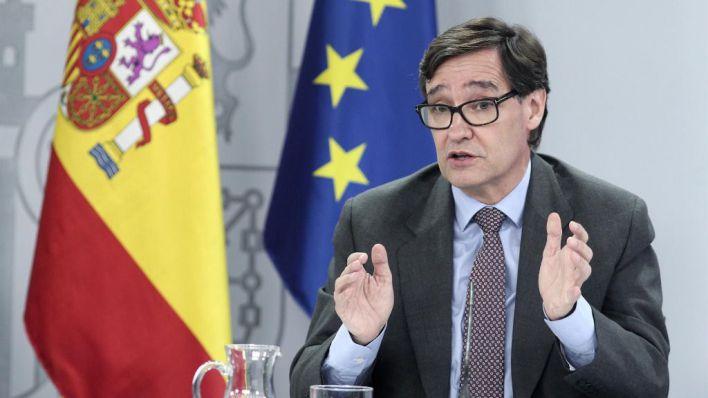 Las primeras dosis de vacuna llegarán a España a finales de año 'si todo va bien'