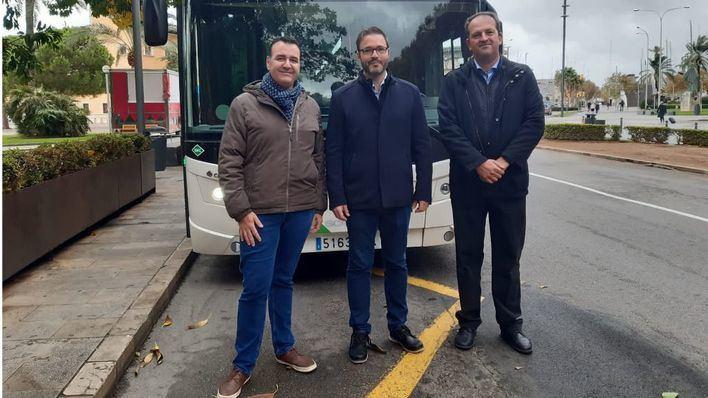 Sin acuerdo en el Tamib para desconvocar la huelga de autobuses en Palma