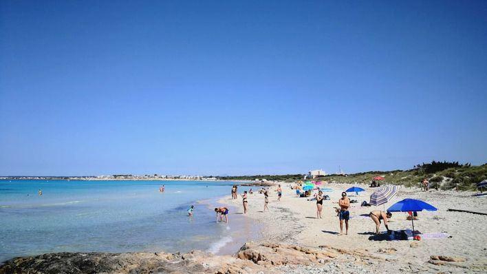 Sol y altas temperaturas en Baleares