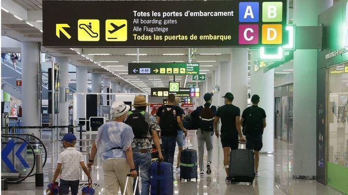 Acciona realizará test serológicos a sus trabajadores del aeropuerto de Palma