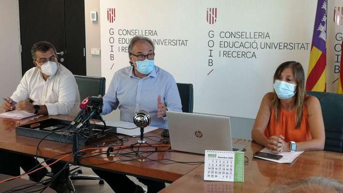 Los centros educativos de Baleares tendrán un asesor en digitalización desde el martes