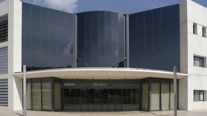 Hospital Juaneda Miramar habilita una unidad exclusiva para pruebas Covid19