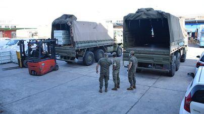 El Govern pide un centenar de rastreadores del ejército