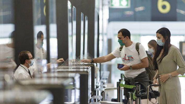 Los aeropuertos de Baleares gestionan 806 operaciones