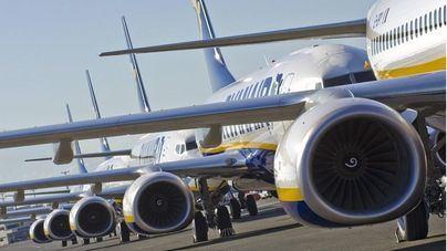 Se desploma el tráfico aéreo en Europa durante julio