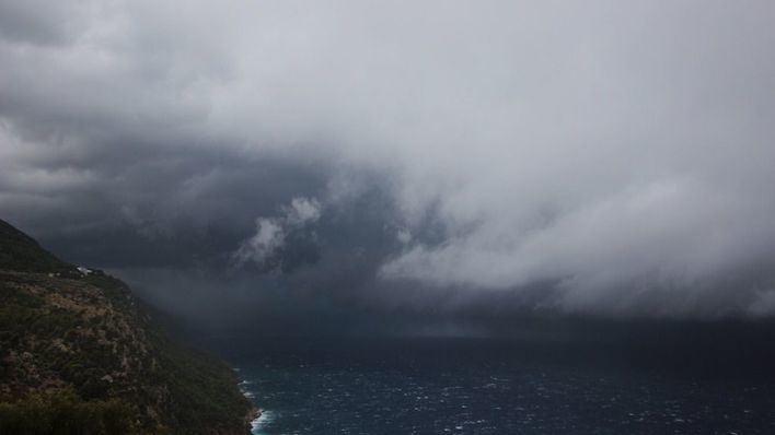 Nueva alerta por lluvias en Mallorca y Menorca